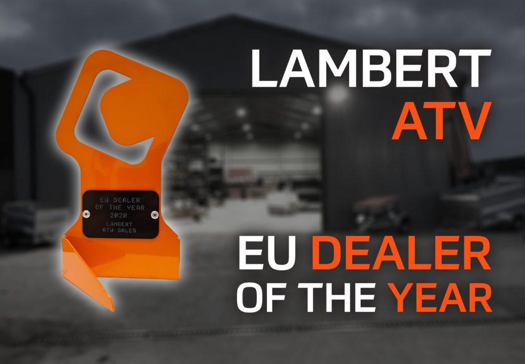 EU Dealer of the Year - Lambert ATV