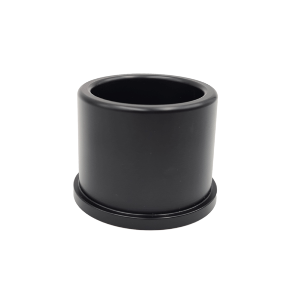 Replacement Swivel Hitch Bush for use with Drawtrube Assembly on all Trailed Chapman Machinery models (excl. Road Legal). Delrin Plastic, To Suit 42.4mm Od Drawtube And 60.3mm Od Outer Tube